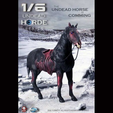ToysCity - 1/6 Undead Horde Series - The Undead Horse