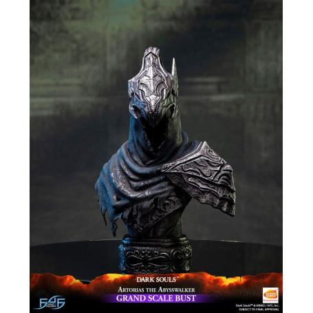 First 4 Figures Dark Souls - Buste Grand Scale - Artorias the Abysswalker - 40 cm
