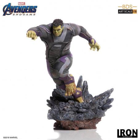 Iron Studios Marvel - Avengers Endgame - Hulk - BDS Art Scale 1/10 - 22cm