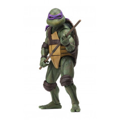 Neca - TMNT - Teenage Mutant Ninja Turtles - Les Tortues Ninja - The Movie - Donatello - 18cm