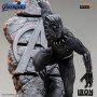 Iron Studios Marvel - Avengers Endgame - Black Panther - BDS Art Scale 1/10 - 34cm