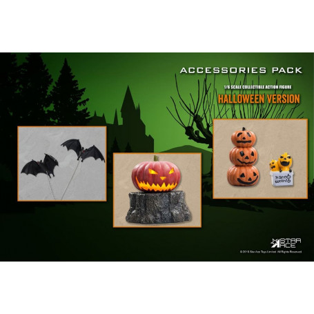 Star Ace Harry Potter - accessoires pour figurines 1/6 - Halloween