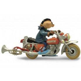 collectoys - Gaston Lagaffe - Gaston moto sapetoku