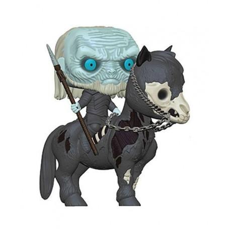 Funko POP Game of Thrones - White Walker on Horse