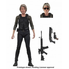 Neca Terminator - Dark Fate - Sarah Connor - 18cm