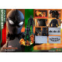 Hot Toys - Marvel - Spider-Man : Far From Home - MM 1/6 - Spider-Man (Stealth Suit) - Deluxe Version - 29cm