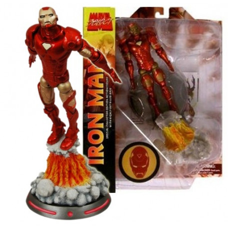 DC Direct Diamond Marvel Select Iron Man