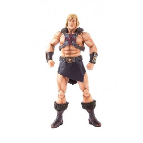 Mondo - Les Maitres de l'univers - Masters of the Universe - Figurine He Man Musclor 1/6 - 30cm
