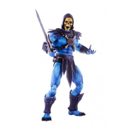 Mondo - Les Maitres de l'univers - Masters of the Universe - Figurine Skeletor 1/6 - 30cm
