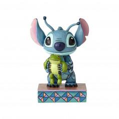 Disney Traditions Lilo et Stich - Stitch et la grenouille