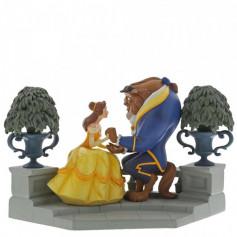 Enesco Disney Enchanting Collection - La Belle et la Bête - Hapy Here - 27cm