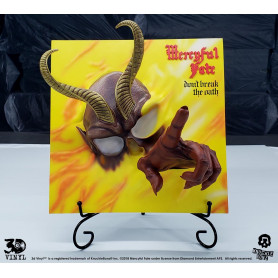Knucklebonz - 3D Vinyl: Mercyful Fate - Don't Break the Oath - 30cm