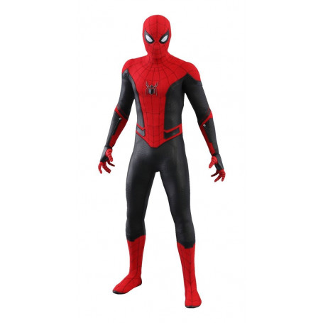 Hot Toys - Marvel - Spider-Man : Far From Home - MM 1/6 - Spider-Man (Upgraded Suit) - 29cm