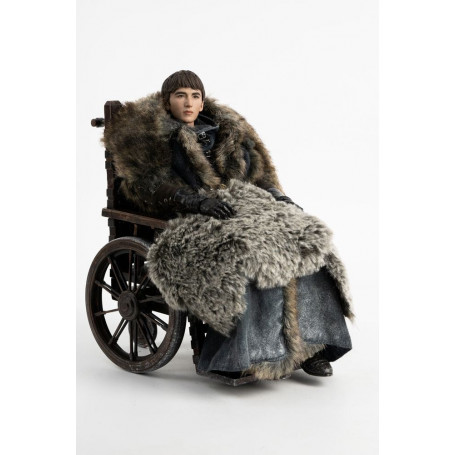 Three 0 - Game of Thrones Figurine 1/6 - Bran Stark - 29cm