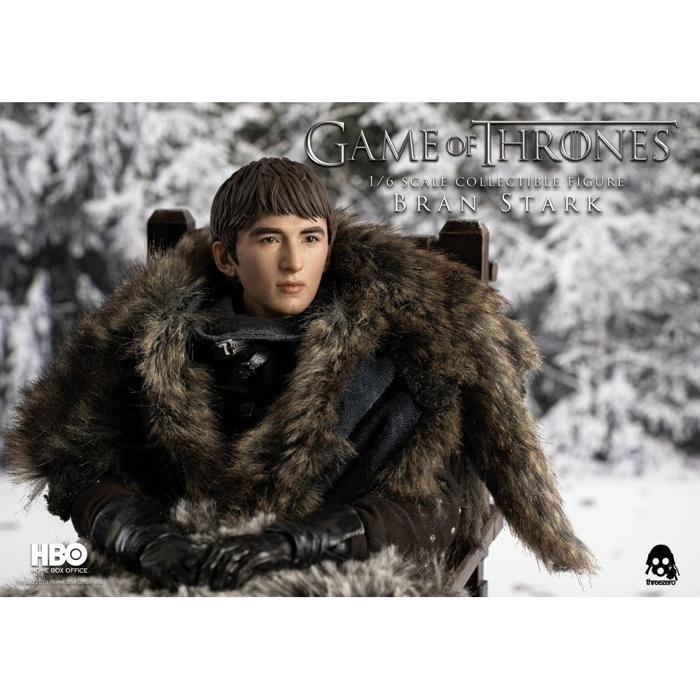Star Images Game of Thrones/ Corneille /à Trois Yeux en Peluche