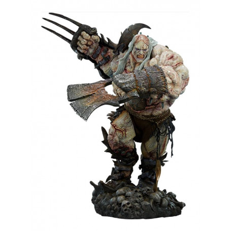 Sideshow Court of the Dead - Premium Format - Odium : Reincarnated Rage - 64 cm
