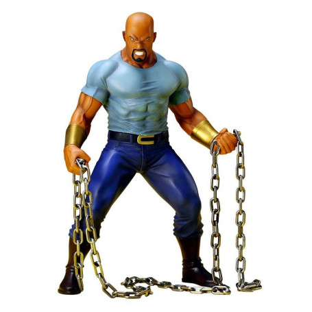 Kotobukiya Marvel - The Defenders - - ARTFX+ STATUE - Luke Cage 1/10 - 19cm