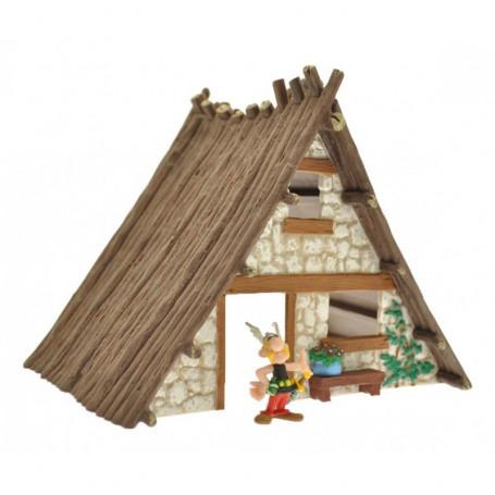 Plastoy Asterix - La Maison d'Asterix - 24cm