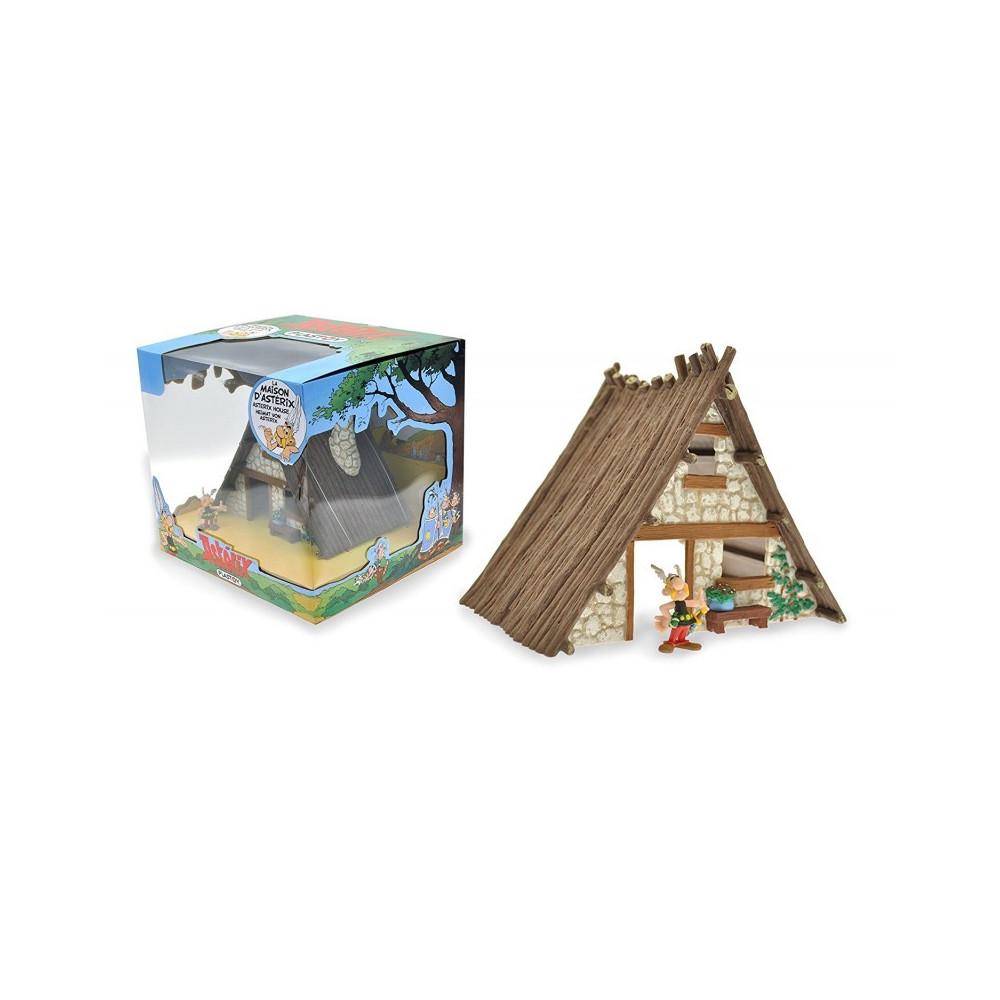 24cm La Maison d/'Obelix Plastoy Asterix