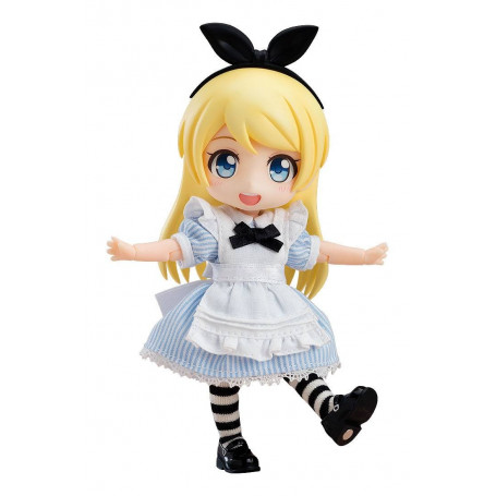 Good smile company - Original Character Nendoroid Doll - Alice - 14cm