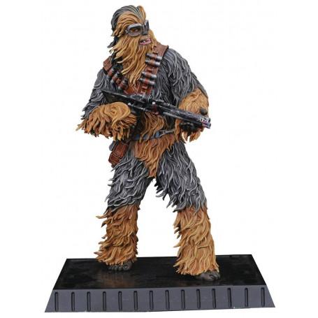 Diamond Select Toys - Gentle Giant - Star Wars Movie Milestones 1/6 - Chewbacca - 36 cm