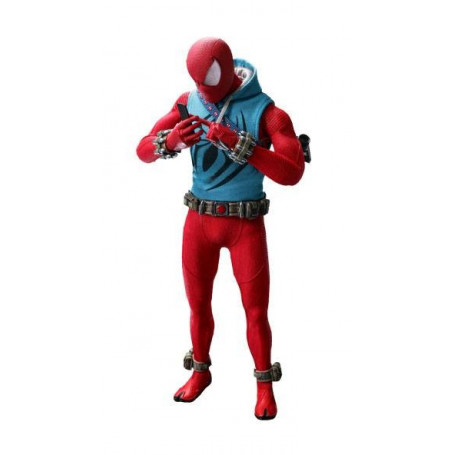 Hot Toys - Marvel's Spider-Man figurine VGM 1/6 Scarlet Spider Suit - 2019 Toy Fair Exclusive - 30 cm