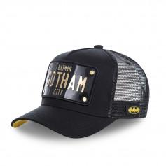 Capslab - Casquette Batman - Plaque Gotham City
