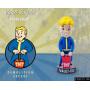 Gaming Head Fallout 4 Serie 4 Bobble Heads Vault Boy 111 - Demolition Expert