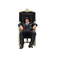 SD Toys - Scarface statuette PVC - Movie Icons - Tony Montana - 18 cm