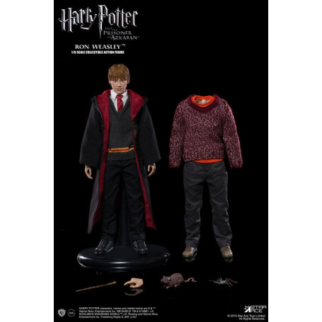 Star Ace - Harry Potter My Favourite Movie figurine 1/6 - Ron Weasley Deluxe Ver. - 29 cm