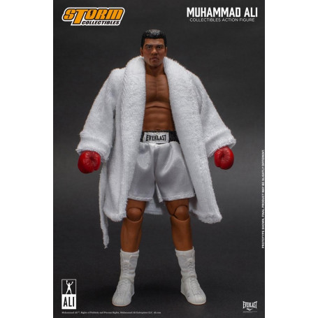 Storm Collectibles - Muhammad Ali figurine 1/12 - 18 cm