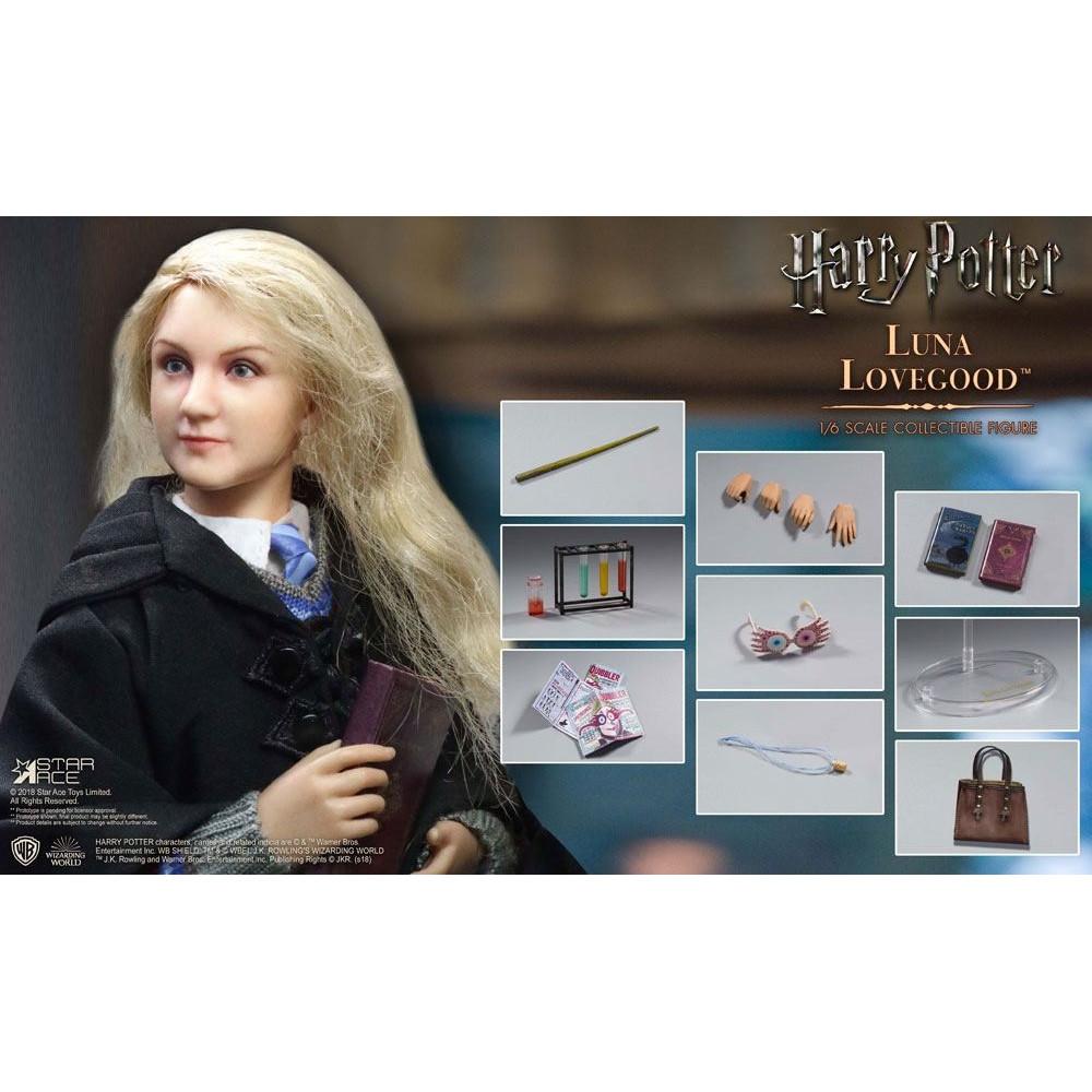 Star Ace Luna Lovegood Harry Potter My Favourite Movie figurine 1//6 26 cm