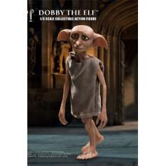 Star Ace - Harry Potter et la chambre des secrets - Figurine Real Master Series 1/8 - Dobby - 12 cm