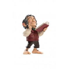 Weta Statue Vinyl Le Seigneur des Anneaux - Mini Epics - Bilbo - 11cm