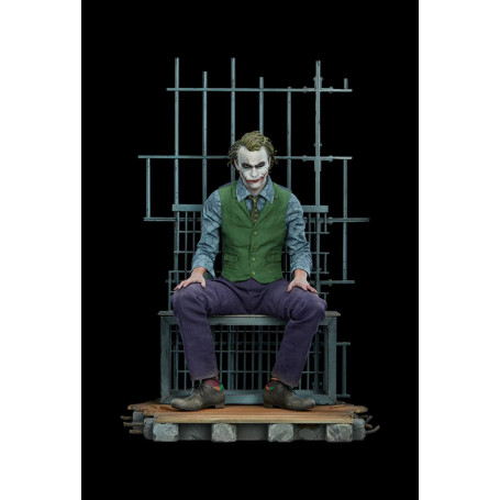 Sideshow - DC Comics - Batman The Dark Knight Premium Format Statue 1/4 - The Joker - 51cm