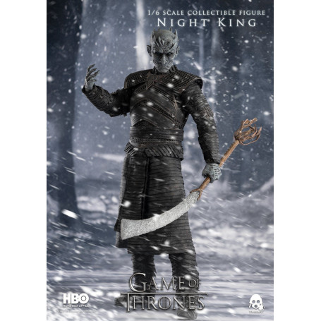 Three 0 - Game of Thrones Figurine 1/6 - The Night King - 29cm