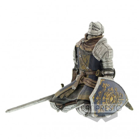 Banpresto Dark Souls Sculpt Collection Volume 4 - Oscar Knight of Astora - 12 cm
