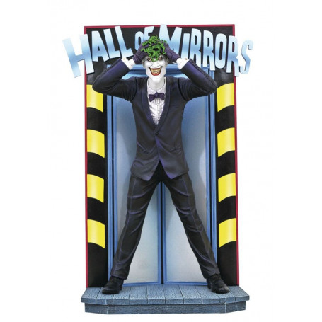 Diamond Select DC Gallery - Figurine PVC - The Killing Joke - Joker - 25cm