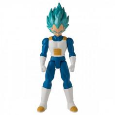 Bandai - Dragon Ball Super - Limit Breaker Serie Season 1 - Super Saiyan Blue Vegeta - 30cm