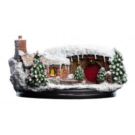Weta - Le Hobbit Un voyage inattendu - 35 Chemin des Trous-du-Talus - Christmas Edition - 12 cm