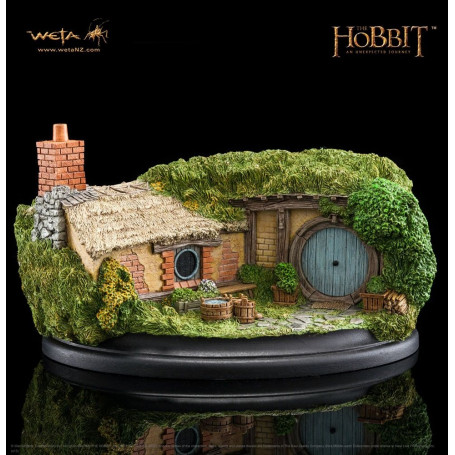 Weta - Le Hobbit Un voyage inattendu - 35 Chemin des Trous-du-Talus - 12 cm