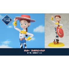 Toy Story DISNEY PIXAR - SEGA Super Premium SPM - Jessie - 21cm
