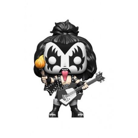 Funko Pop! 122 - KISS - The Demon - Gene Simmons - 9 cm