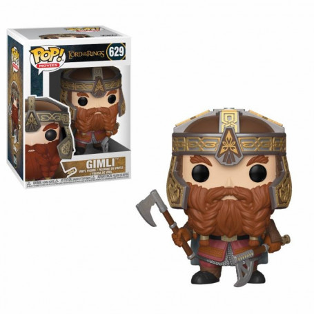 Funko POP! 629 - Lord of the Ring - Gimli - 9cm