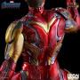Iron Studios Marvel - Avengers Endgame - Iron Man Mark 85 - LXXXV - I AM IRONMAN - 29 cm - BDS Art Scale 1/10 - 15cm
