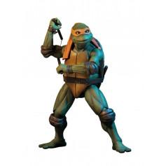 Neca - TMNT - Teenage Mutant Ninja Turtles - Les Tortues Ninja - The Movie - Michaelangelo - 1/4 - 42cm