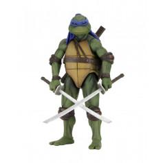 Neca - TMNT - Teenage Mutant Ninja Turtles - Les Tortues Ninja - The Movie - Leonardo - 1/4 - 42m