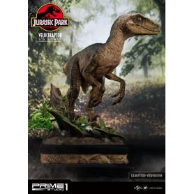 Prime 1 Studio - Jurassic Park statue 1/6 - Velociraptor Closed Mouth Ver. - 41 cm