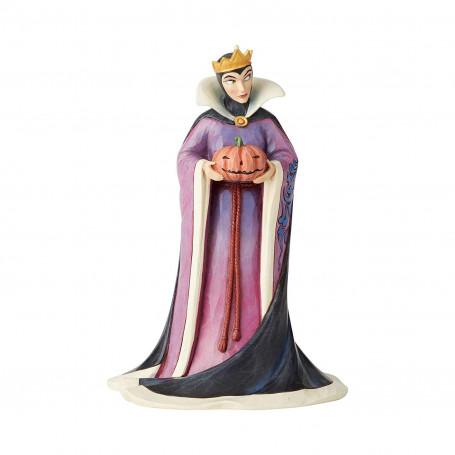 Enesco Disney Traditions - Blanche Neige et les 7 Nains - La Reine et la Citrouille