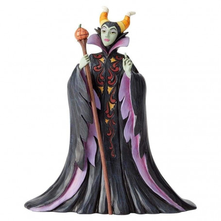 Enesco - Disney Traditions - La belle au bois dormant - Malefique - 21cm